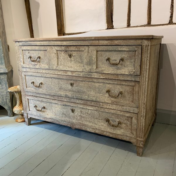 Antique 18th century French commode