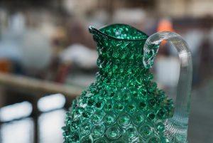 crystal-hobnail-jug-green-underlay