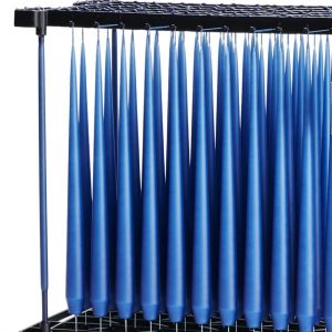 Cornflower Blue Candle rack