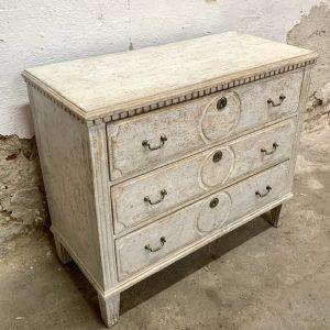 Swedish Gustavian Chest of Drawers