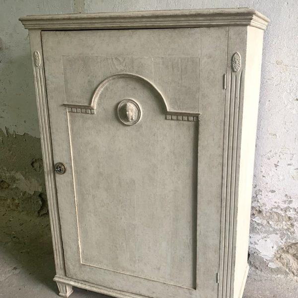 Antique Swedish Gustavian Cabinet